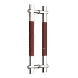 H Shape Glass Door Handles