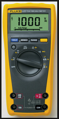 Fluke 177 Digital Multimeter - View Specifications & Details