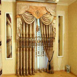 Fancy Curtain Stitching