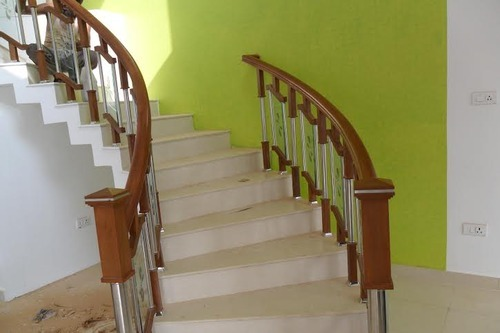 Designer Front Stairs Railings