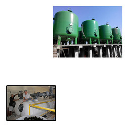 Sand Filter for Chemical Industry