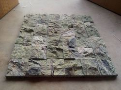 Rock Face Mosaic Tile