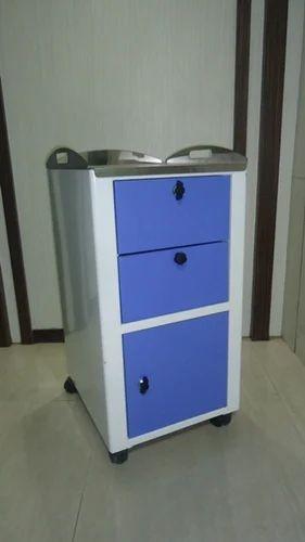 Locker Bedside Table: Hospital Bedside Locker Manufacturer