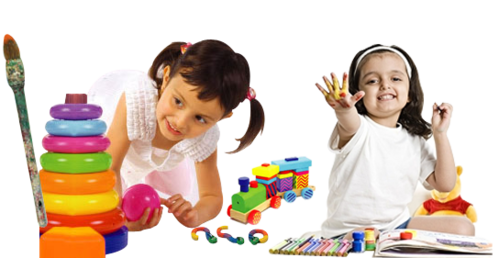 Kids Preschool And Play School Play Group Service