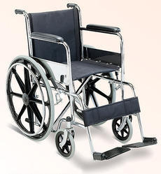 Economy Model Folding Wheel Chair