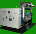 Electric Heated Hot Water Boiler