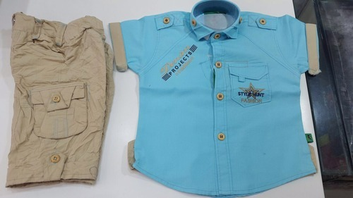 Kids Casual Dresses - Baby Casual Suit Manufacturer from Kolkata