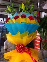 Lilies Wedding Bouquet