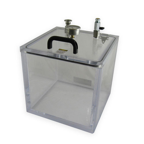 By Chambers: Glass Vacuum Chamber At Rs 32553 /number