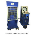 100 ton Channel Type Hand Operated CTM
