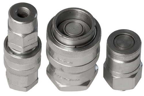 Sealant Flat Face Hydraulic Coupling, for Hydraulic Pipe