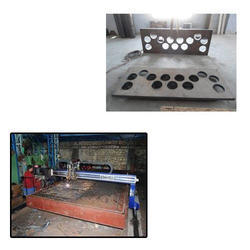 CNC MS Profile Cutting for Manufacturing Industry