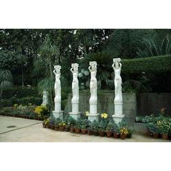 Marble Columns & Pillars