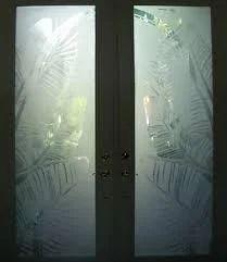 Designer Door Glasses