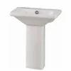 Wash Basin & Pedestal Washbasin