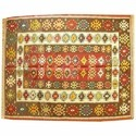 DR-03 Woven Woolen Dhurries Rugs