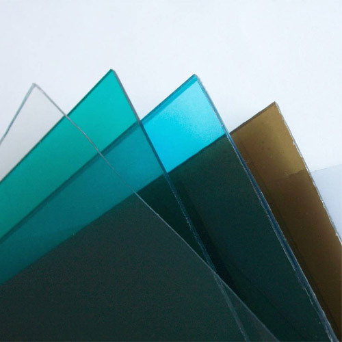 Transparent Film Coated Compact Polycarbonate Sheets, Thickness Of Sheet: 1.5mm