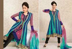 Ladies Embroidery Designer Dress