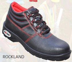 Rockland PVC Sole Safety Shoe
