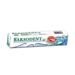 Bakson's Baksodent Gel