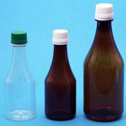 PET Pharma Bottles