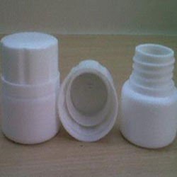Lomac Plastic Bottle With Cap And Induction Sealing Wads