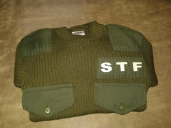 Army Woolen Pullover