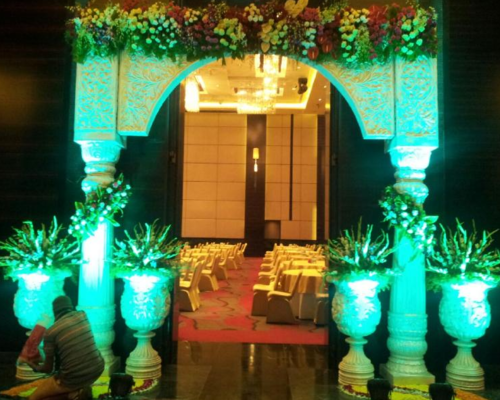 We Mehetre Decorators Offer Variety Of Flower Decorations, Mandap And Stage  Decoration, Light Decoration, Rangoli And Entrance Decoration For All  Occasions ...