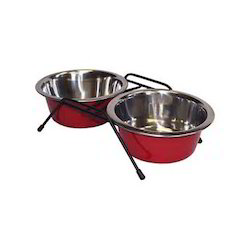Pet Dinner Bowl Set