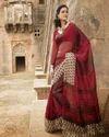 Ethnic Art Silk Bridal Designer Sarees