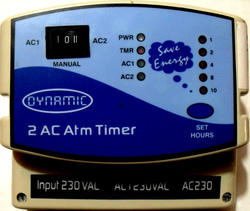 Automatic Changeover Timer