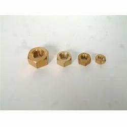 Induction Furnace Brass Nut