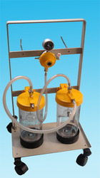 Theater Suction Unit ( Alumi )
