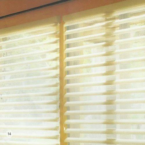 PVC Horizontal Meliso Marvel Blinds, For Home, Office & Hotel