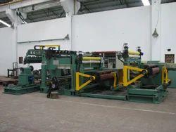 Automatic LV Foil Winding Machine