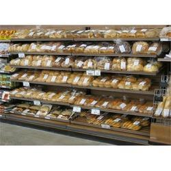 Supermarket Bakery Section Racks