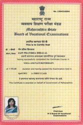 Maharashtra Sate board of Vocationals Examinations