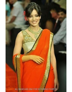 Bollywood Designer Sarees Sridevi Pink Beauty Bollywood Replica