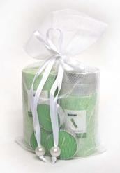 Pillar Gift Set