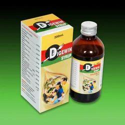 Ayurvedic Digestive Syrups