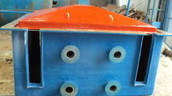 FRP Rinsing Tank with Cover