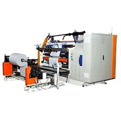 Canti Lever Side Look Paper Slitting Machine
