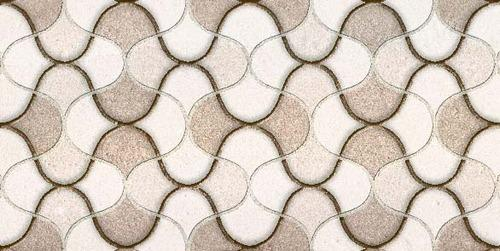 Wall Tiles In Living Room