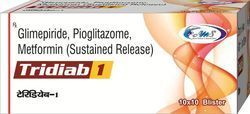 Glimepiride Pioglitazome & Metformin