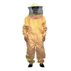 Bee Protective Dyed Round Hood Coverall