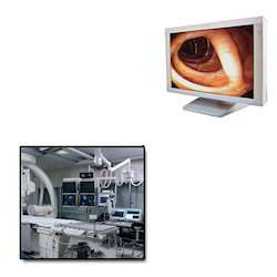 Medical Grade Monitor for Hospital Labs