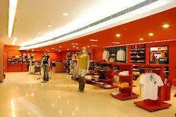 showroom interior designing in chandigarh