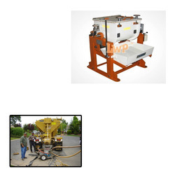 Dry Mixer for Lab Model