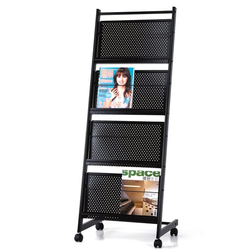 JH 1272 Magazine Rack Or News Paper Stand