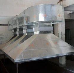Industrial Exhaust Hood, निकासी हुड in Moghul Wada, Vadodara , Indian Tin  Works | ID: 6178010191
